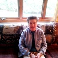 Lorene Schultz at home, 2013