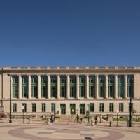 Photograph of Madison Municipal Building, 2018
