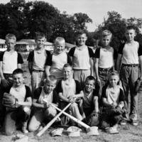 Rentschler West Midget Midvale baseball team, 1958