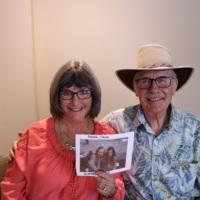 Photograph of Lisa and Mark Loder
