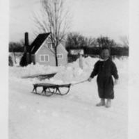 Dennis-Herling-3817-Paunack-Avenue-1939-Looking-east-towards-Glenway-Golf-Course-3805-Paunack-Ave-in-background-1928-Winter-1944-1945.JPG