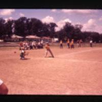 Kent Liska-summer ballgame @ Midvale School, 1950s.jpg