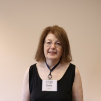 Photograph of Phyllis Holman Weisbard