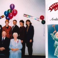 McDowell family, 1988