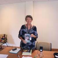 Photograph of Clarice Yentsch